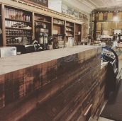 Service Counter for cafe